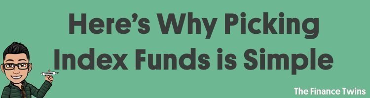 how to pick index funds