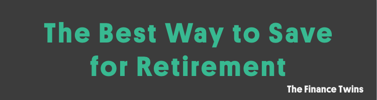 best way to save for retirement