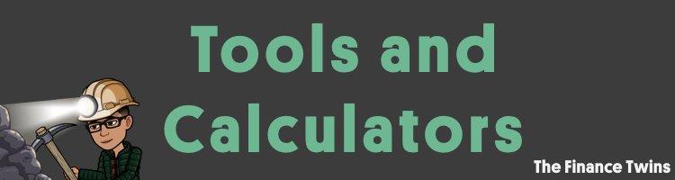 TFT Personal Finance Calculators and Tools