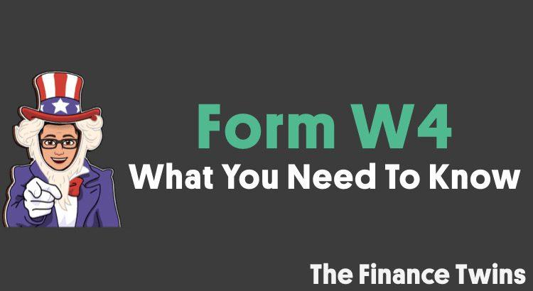 2019 W4 Form