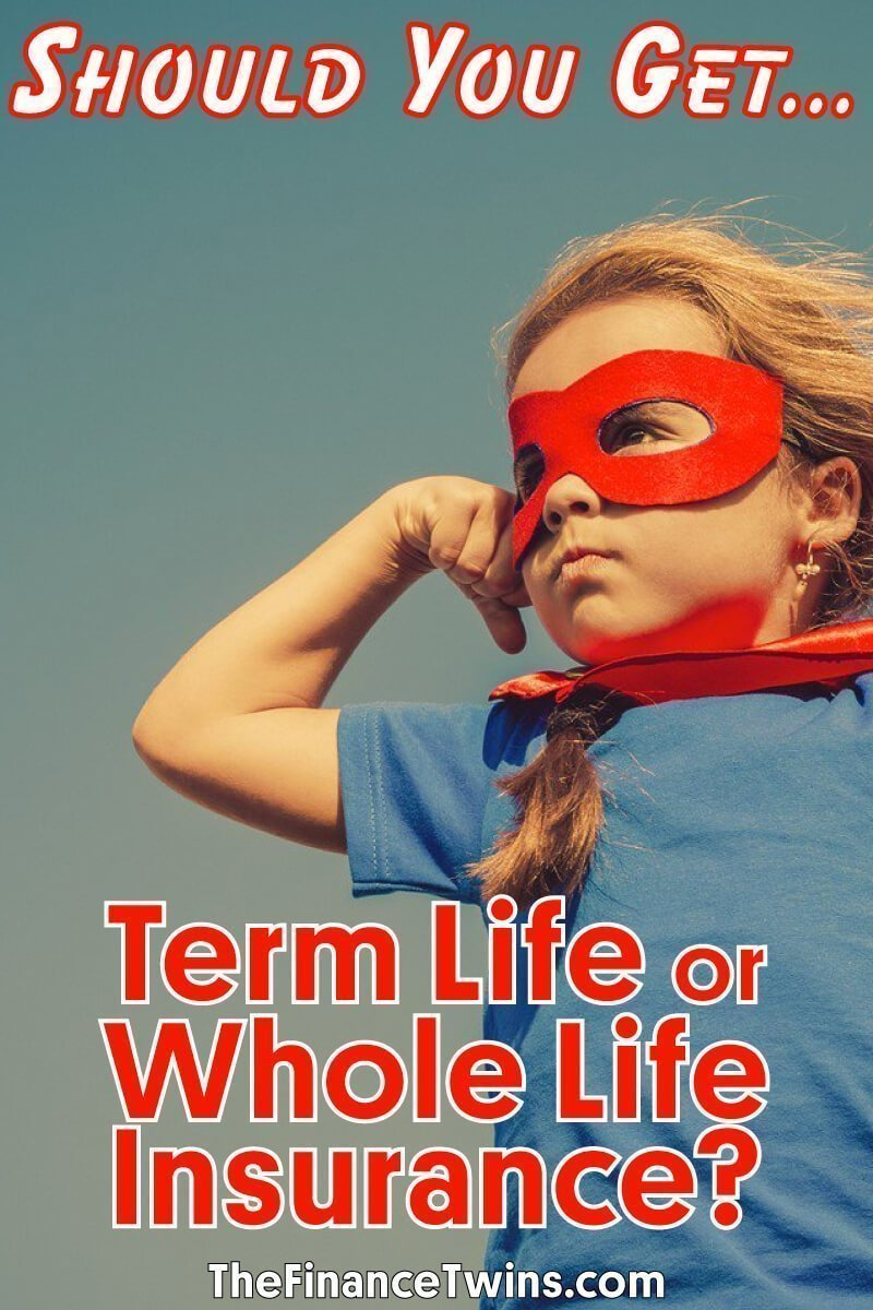 term life vs whole life