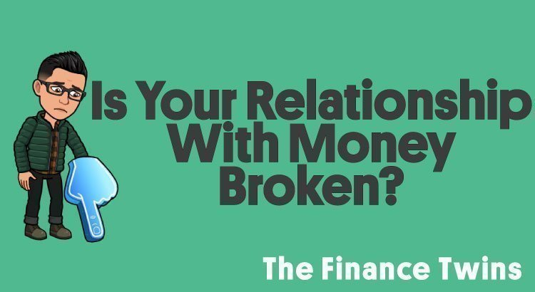 relationship with money broken