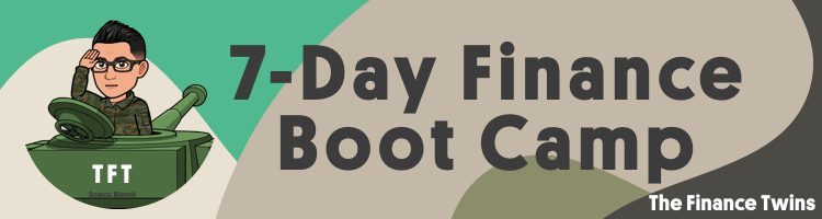 Personal Finance Boot Camp