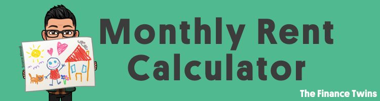 40x monthly rent calculator