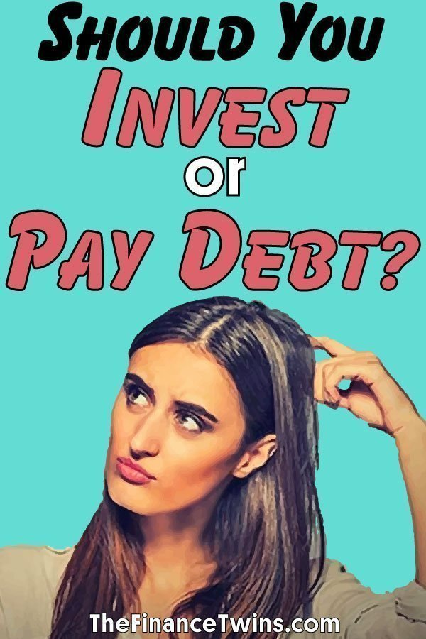 invest or pay off debt