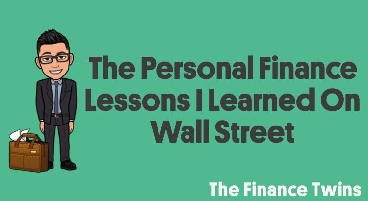 investment banking vs personal finance