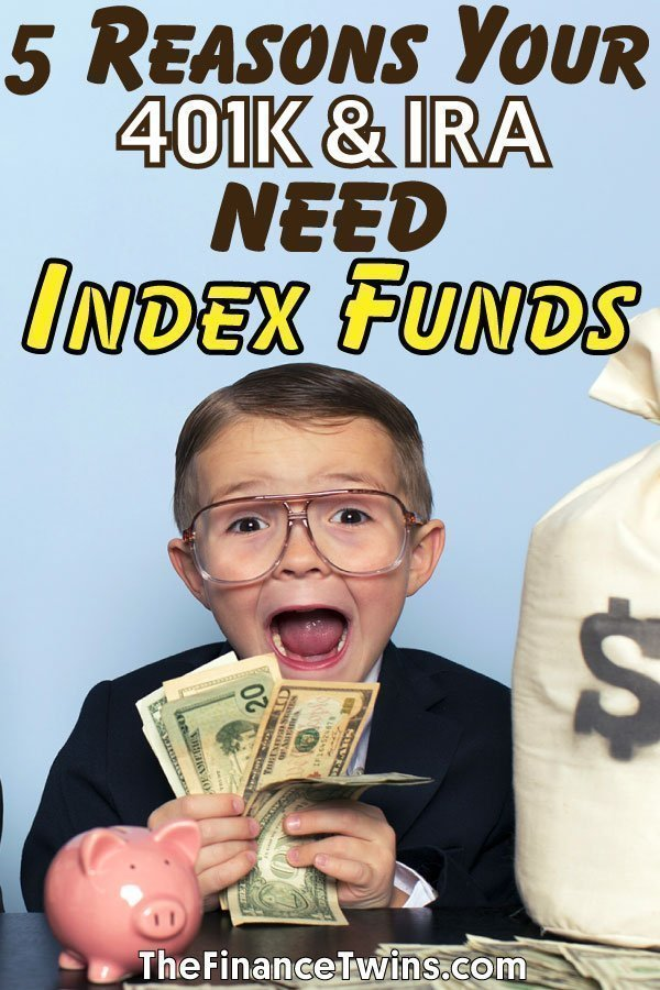 reasons you need index funds