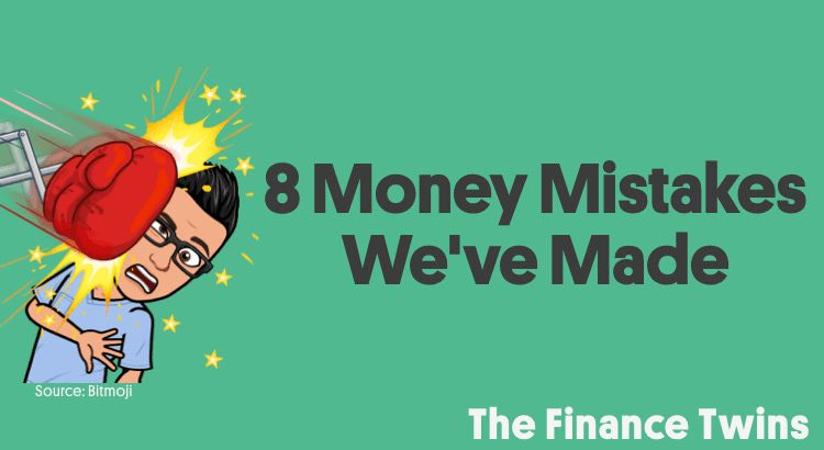 money mistakes we've made