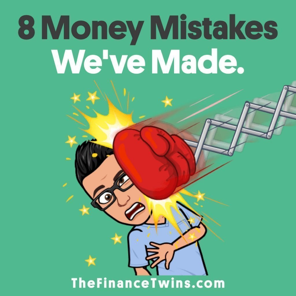 8 money mistakes we've made