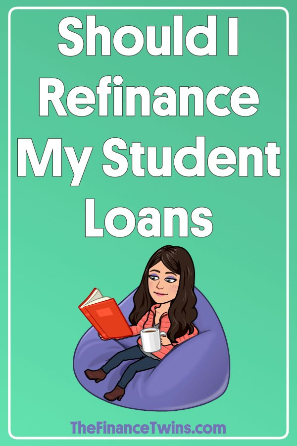 Refinance Student Loans >> Should I Refinance My Student Loans What You Need To Know