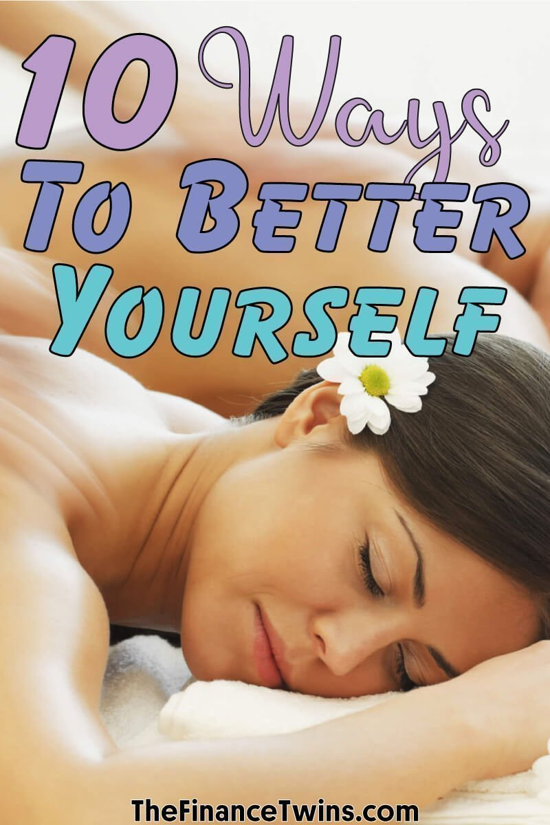 Ways To Better Yourself