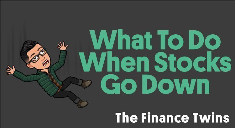 What To Do When Stocks Go Down