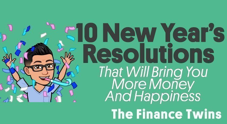 best new year's resolutions 2019
