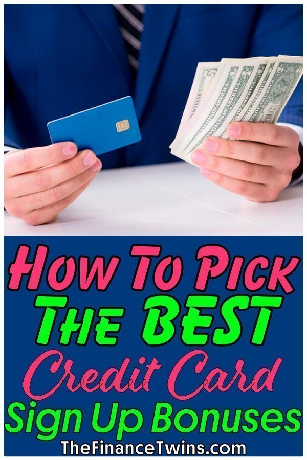 Credit Card Sign Up Bonus How To Use Them To Your Advantage