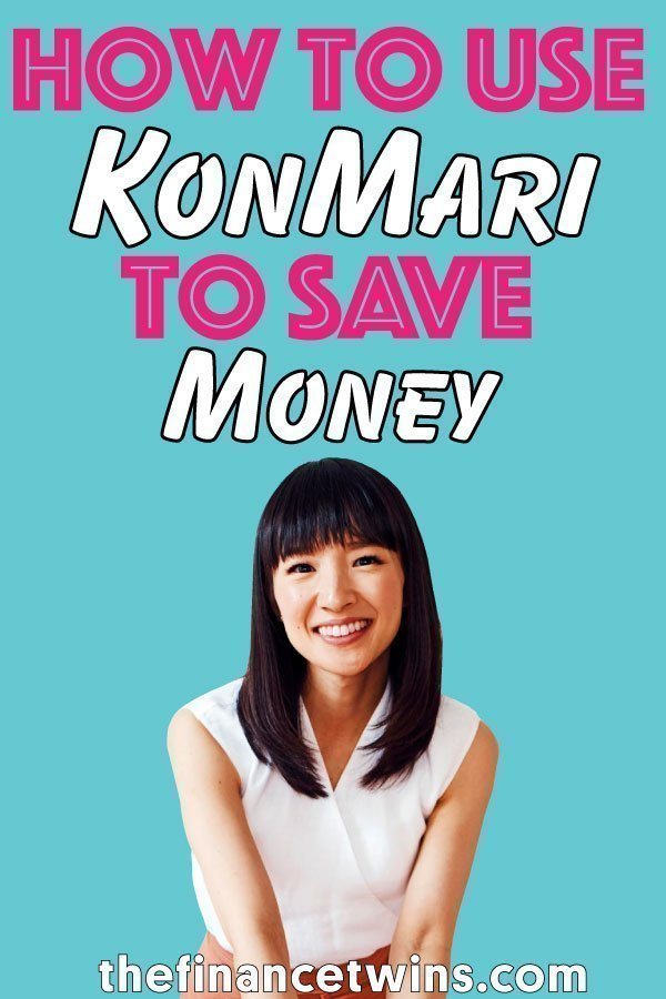 Use KonMari Method To Save Money