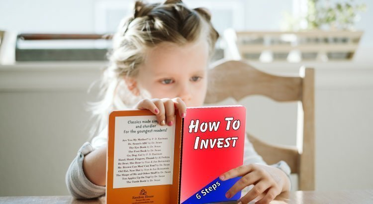 Basic steps to investing