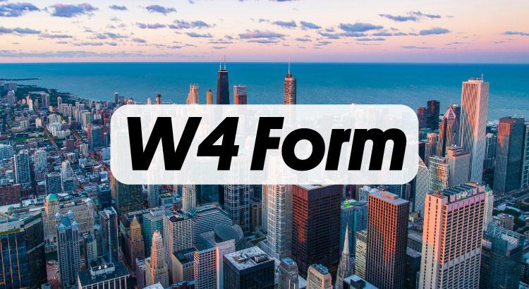 2020 w4 form